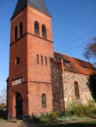 Kirche in Hüselitz