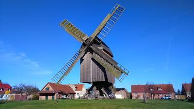 Bockwindmühle Grieben