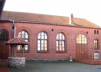 Bellingen Dorfgemeinschaftshaus Rückansicht