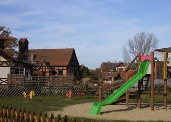 Spielplatz in Birkholz